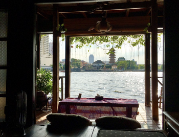 로이라롱 호텔 (Loy La Long Hotel) 방콕 차이나 타운 강변의 인생 호텔 후기