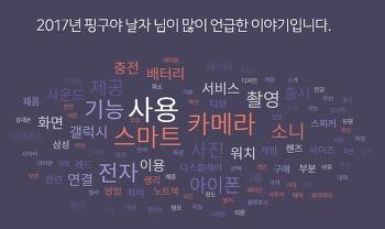 핑구야날자 블로그 2017년 결산을 보면서 더욱 소통하면서 책임감 있게 활동할 계획