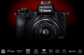 [카메라] 캐논 EOS-M50으로 찍은 동영상