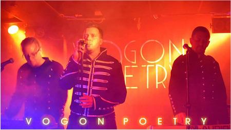 스웨덴 일렉트로닉 팝 - Vogon Poetry의 새 앨범 The Perfect Stories