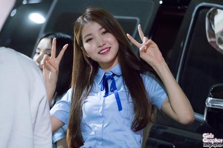 [PHOTO] 160527 전국 생활체육대축전 - 여자친구 출퇴근 by Girls Grapher