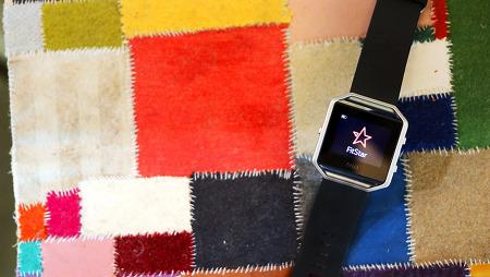 스마트 워치 Fitbit Blaze(핏빗 블레이즈) 패션 악세사리로 태어나다