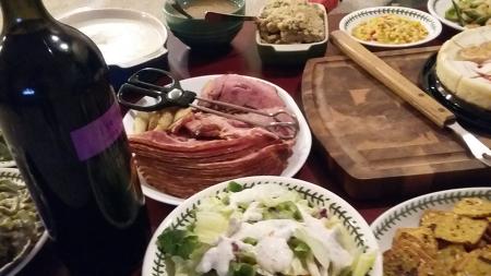 2015년 추수 감사절 그리고 뜻깊은 건배