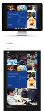 PNIX GAMES Homepage