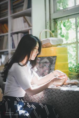 미러리스카메라로 담은 아미미술관 인물사진