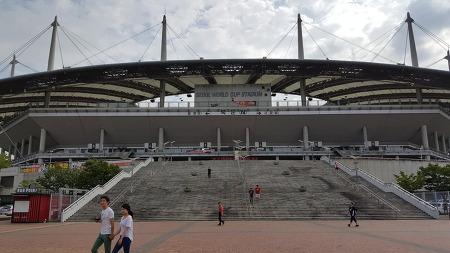 청춘FC vs 서울이랜드 경기에 다녀왔습니다.