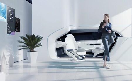 2017 CES를 통해 본 미래 자동차 디자인 트렌드