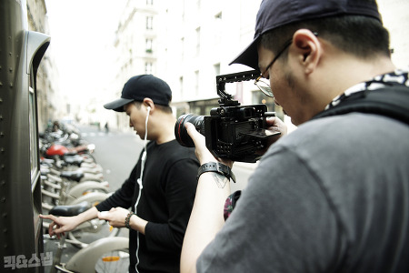 이루펀트 '생활속으로' Music Video Snap