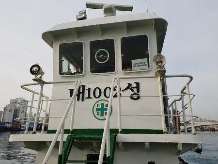 대성1002호 예인선