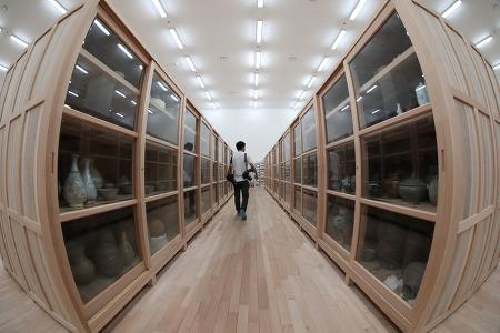 최고의 보물창고, 국립중앙박물관 수장고를 가다