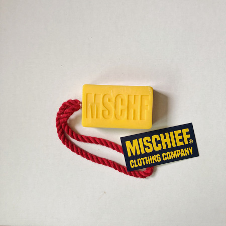 MISCHIEF SOAP ON A ROPE 미스치프 비누