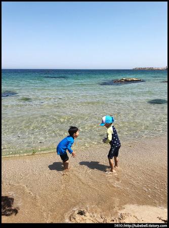 180601_가족과 함께라면 속초 아야진 해수욕장 강추!!!!