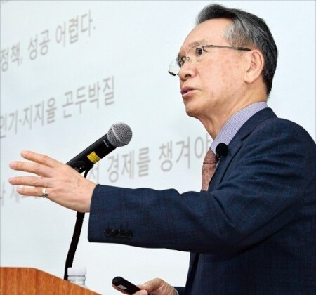 [18-06-19 남덕우기념사업회 세미나 기조강연] 정치판을 바꿀 때가 왔다 (1부)