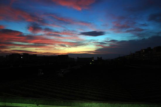 후이저우(惠州)_날이 밝았다.
