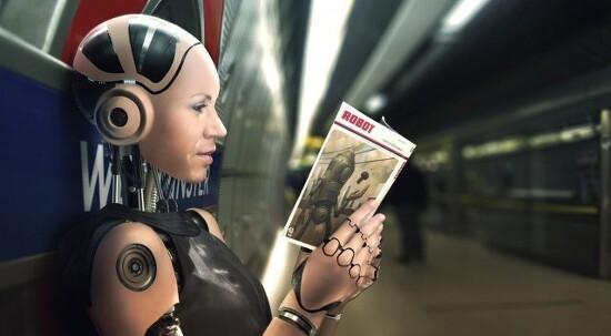 로봇 기사, 성인 절반은 구별 못할 만큼 정교해. '로봇 저널리즘' 주목