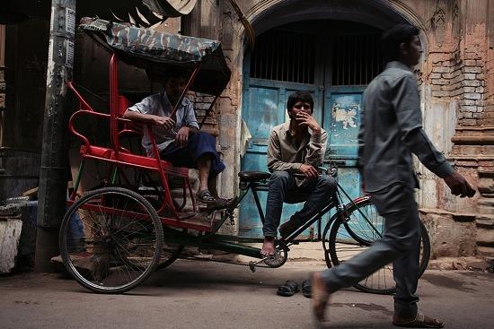[인도 델리-호달] 드디어 인도를 만나다