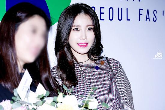 161021 2017 S/S 서울패션위크 FLEAMADONNA