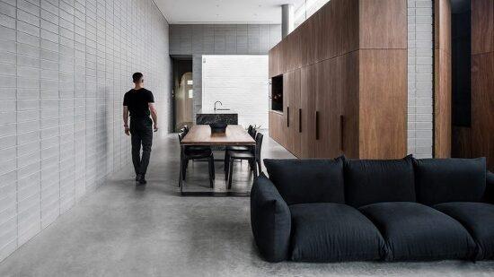*멜버른 전통 주택 확장 개조-[ Ritz&Ghougassian has extended a traditional Melbourne house]