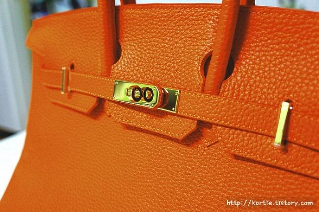 #2 오렌지 버킨35