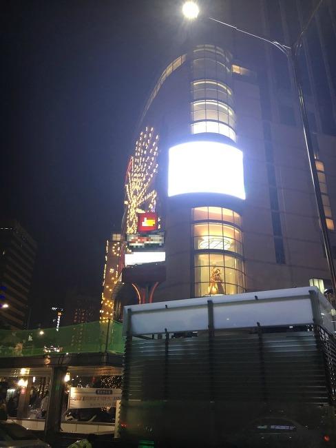 아이와 함께하는 서울시내 크리스마스 장식 나들이..