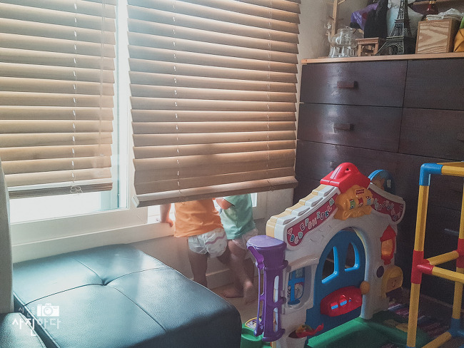 [곰동이일기] 두살, 세살배기가 사는 집 ㅎㅎ