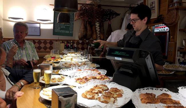 스페인, 산 세바스티안 : 미식가들의 성지. 끝나지 않을 맛의 향연.