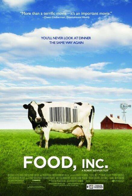 푸드 주식회사(Food, Inc)... 로버트 케너... 미국 음식에 관한 비밀들, 다큐멘터리 추천