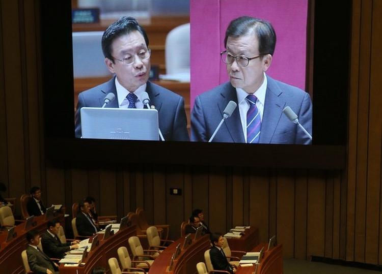[원혜영 칼럼] 제346회 국회 정치분야 대정부..
