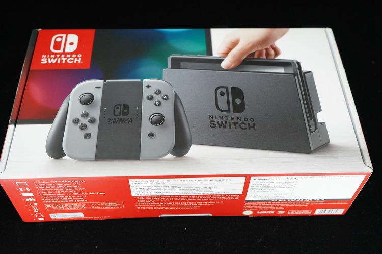 닌텐도 스위치 예약판매 구매후기