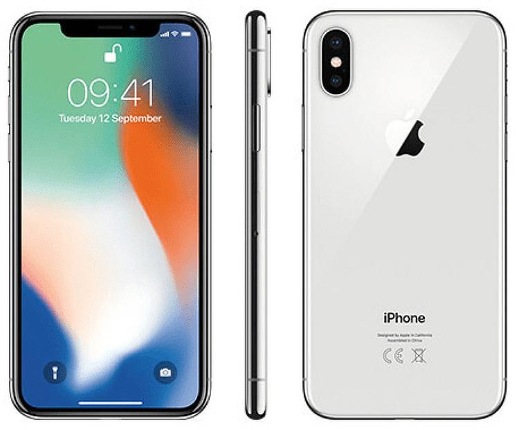 아이폰X 닮은 중국 스마트폰