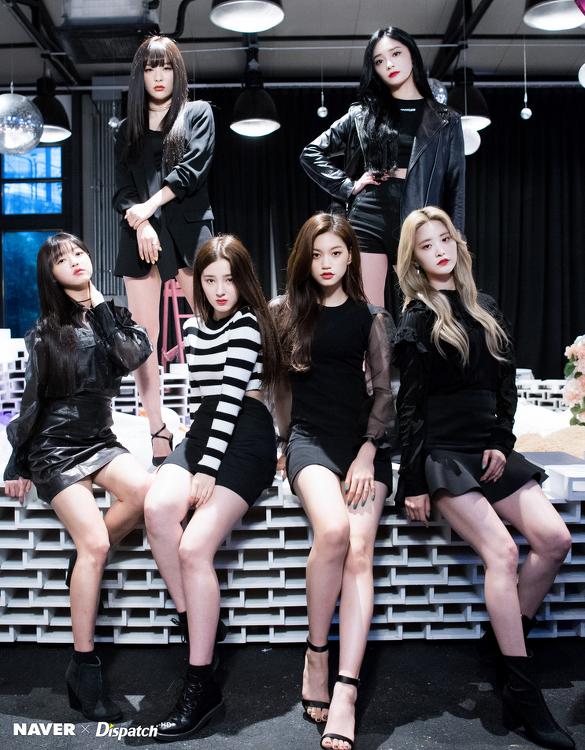 레드벨벳 슬기, 오마이걸 유아, EXID 정화, 모모랜드 낸시, 프리스틴 결경, 위키미키 도연 걸그룹 메인댄서