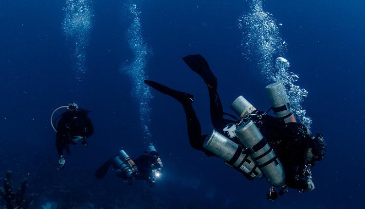 심해잠수에 시도 되었던 특수액체 퍼플루오로..
