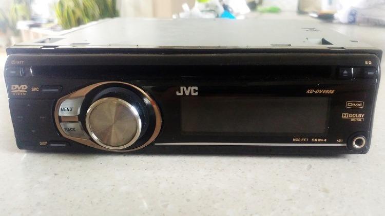JVC 카오디오 (KD-DV4506)