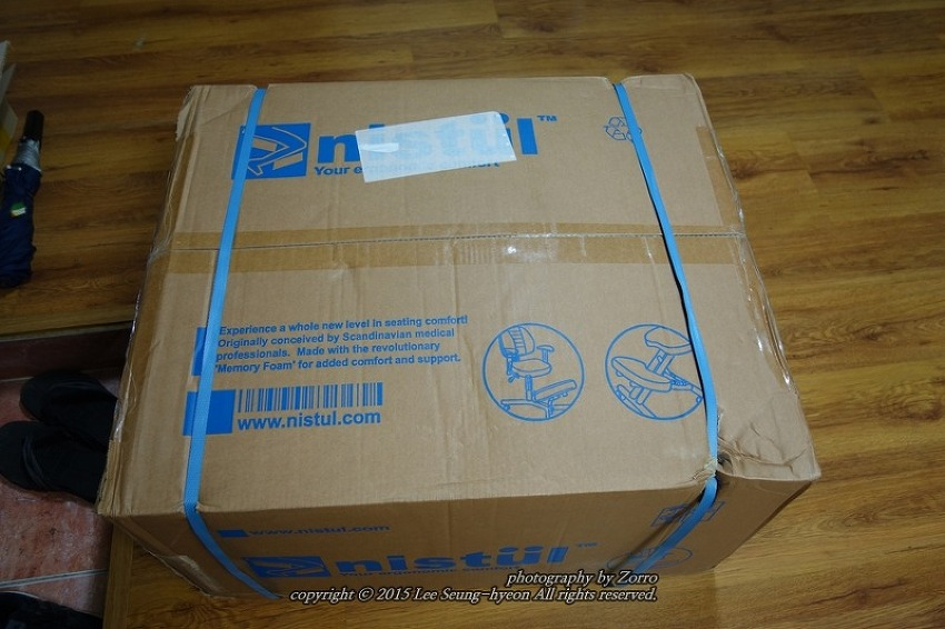 니스툴의자 NS750AR 구매기