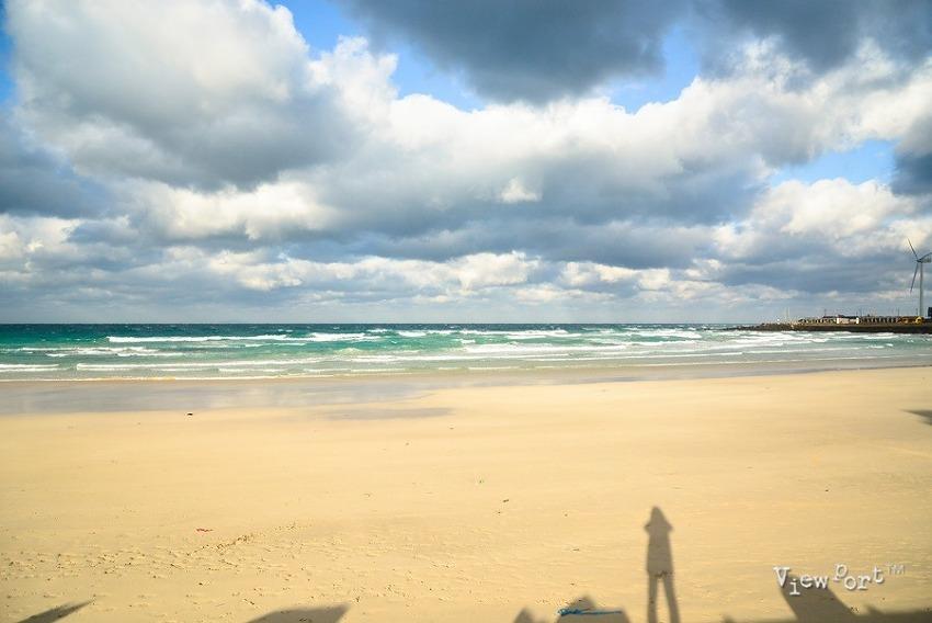 제주여행- 예쁜 카페와 푸른 바다가 유명한 월정리해변 월정리해수욕장