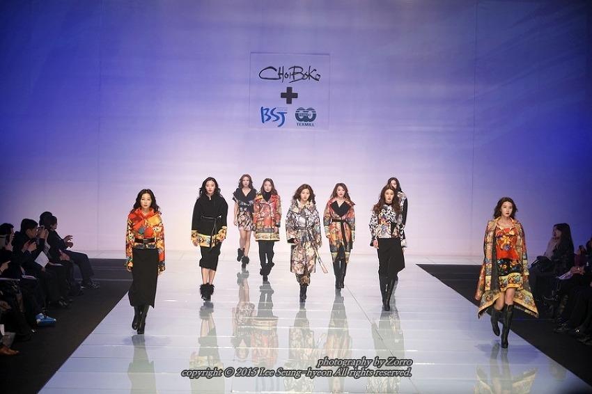 2015 직물과 패션의 만남전, 최복호