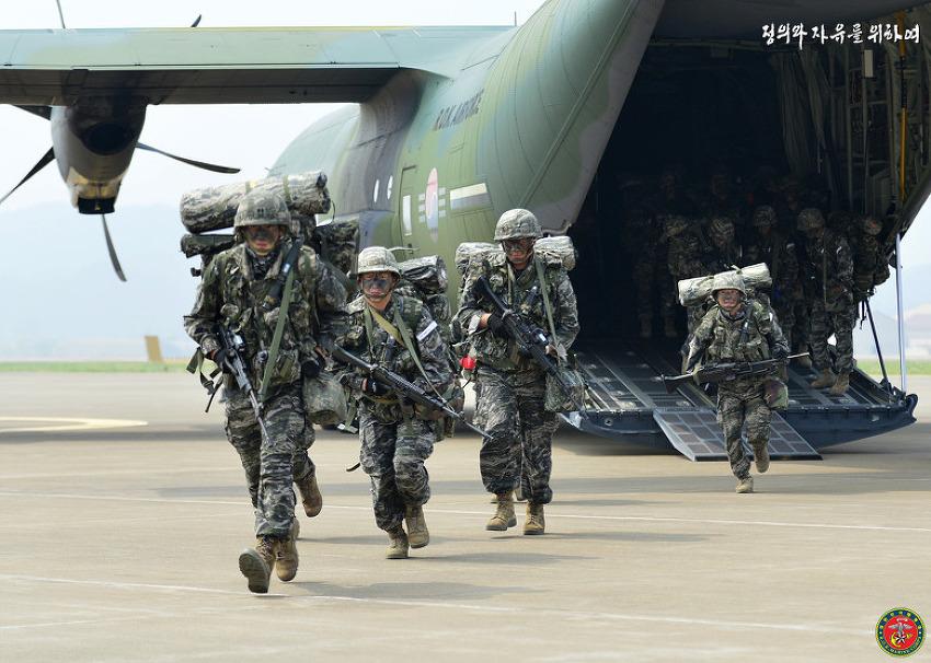 해병대 신속기동 부대, 국가중요시설 방호훈련