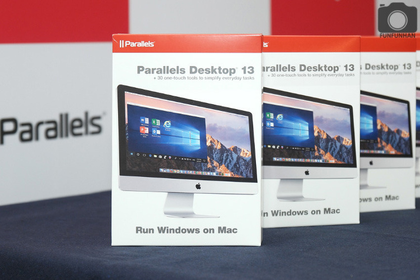 맥에서 윈도우10을 사용하려면? 패러렐즈 데스크톱 13