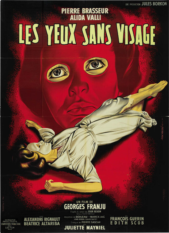 [무비툰] 얼굴 없는 눈 Eyes Without a Face, 1960