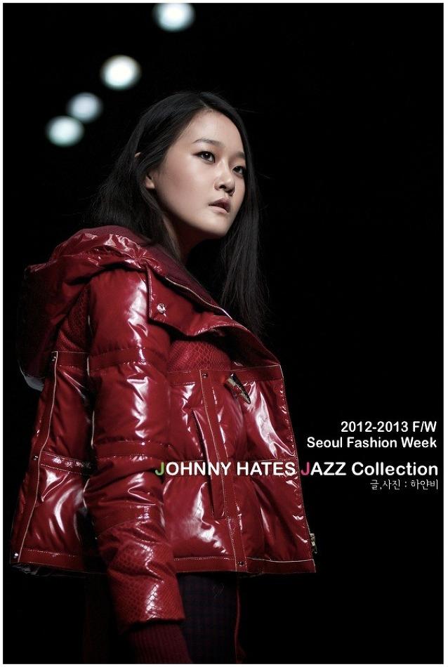 예상치 못한 패션 변주, 2012 F/W 서울패션위크 최지형 '쟈니 헤잇 재즈' 컬렉션