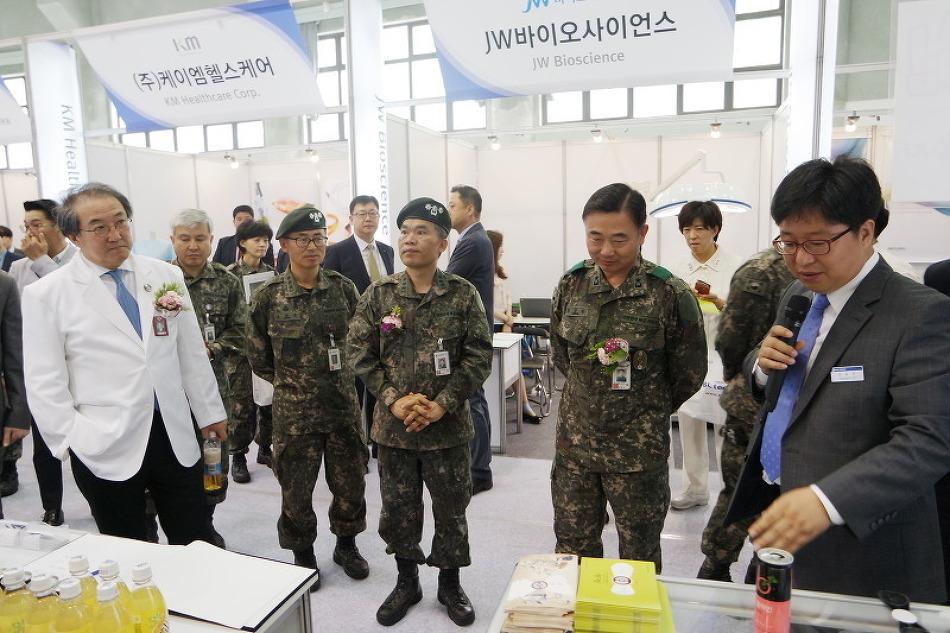 군 의료기기 납품, 조합의 '데모 시연 사업'으로 시작하라
