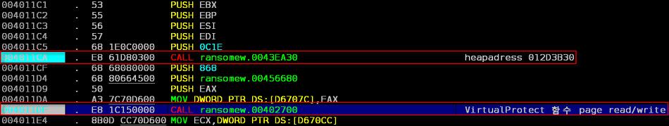 [악성코드]금융권 공격 악성코드 Ransomware Dropper 분석