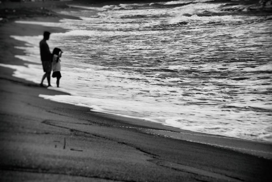 여름바다.