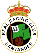 Racing Santander emblem(crest)