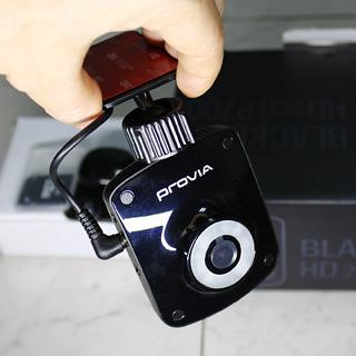 (1) 프로비아 P700 2채널 블랙박스 개봉기, 구성품, 디자인 리뷰