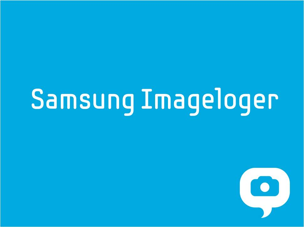 [Imageloger][HMX-Q10] HMX-Q10과 함께 이미지로거를 시작하다.
