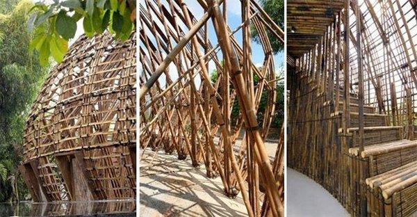 Bamboo House Designs Thailand