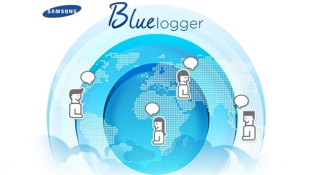 블루로거, 삼성전자, 삼성 블로거, S블로거, 온라인 소통원칙, 소통원칙, 발대식, 러브드웹, 러브드웹의 인터넷이야기, 소통, 인터넷, 블로거, 블로그