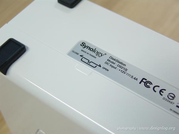 시놀리지 NAS 디스크 스테이션(DS212j)