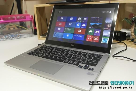 윈도우8 노트북